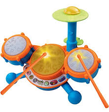 VTech KidiBeats Kids Drum Set REALLY GREAT Presents for 2 YEAR OLD BOYS! 2018 Gift Guide! - Best