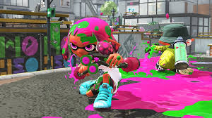 Splatoon 2s First Week Sales Are 59 Higher In The Uk Than