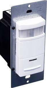 sensor switch motion sensor light