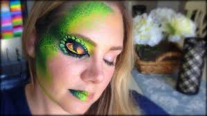 face painting makeup snake eye face painting and makeup you