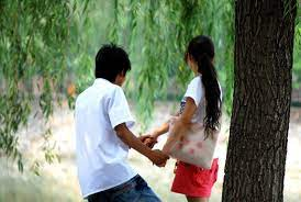 in love wallpapers/cute couple in ...