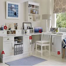 painted office furniture. Shabby Chic Painted And Distressed Furniture For Home Office Desks Cabinets \