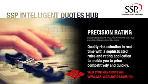 Quotes Hub Impressive SSP On Twitter SSP Intelligent Quotes Hub Precision Rating
