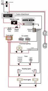 teardrop camper wiring schematic trailer campers teardrop camper wiring schematic