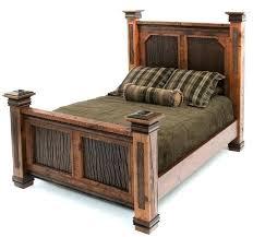 barn wood bed frame – Tiznit.info