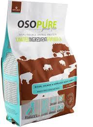 artemis dog food. osopure grain-free lid dog food artemis y