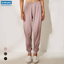 2019 Sports Pants <b>Spring Summer Women</b> Loose <b>Yoga</b> Pants ...