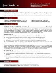 Demand Planner Resume Sample Master Planner Resume 3 Urban And