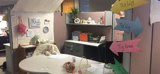 decorate your office desk. Office Space Desk Tiny House Theme Decorate Your