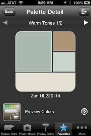 Adex Stucco Color Chart Zen By Behr New Palette From My Office Craft Room