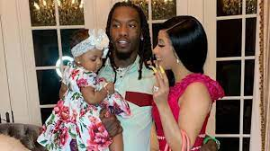 Cardi B and Offset's Daughter Turns 1! See Cardi's Sweetest Mama Moments -  YouTube