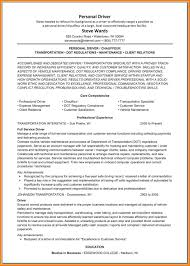 6 Driver Resume Format Doc Cashier Resumes