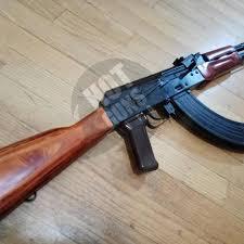 AIRSOFT - AIRSOFT оружие — Страйкбольный АКМ стальной в ...