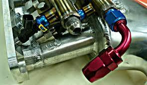 Toyota 2jzgte dual fuel rail intake manifold | Soara Performance