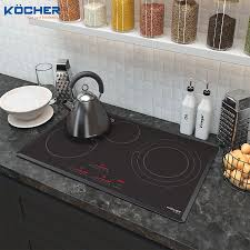 Đánh giá bếp từ - bếp điện từ Kocher có tốt không
