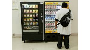 Vending Machines And Obesity