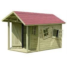 Kinderspielhaus Louis Fun Aus Holz