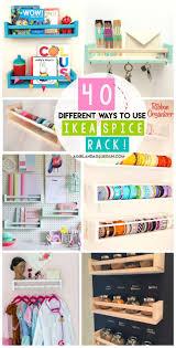 Bekvm Spice Rack Cele Mai Bune 25 De Idei Despre Spice Rack Bookshelves Pe Pinterest