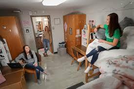 Brannon Hall | Housing | University of North Dakota