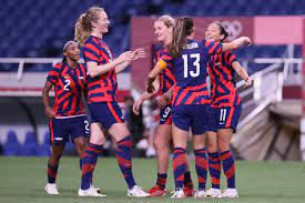 USWNT Olympic Schedule: USA vs ...