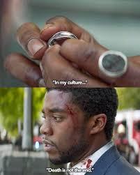 Chadwick Boseman เสียชีวิตแล้ว ทีชาล่าจาก Black Panther - Pantip