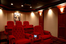Home Theater Interiors Cool Decor Inspiration Home Theater - Interior design for home theatre