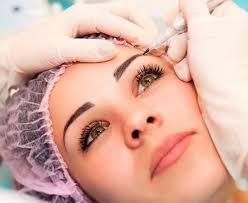 волосковый татуаж бровей фото и техника проведения процедуры