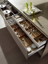 Small Kitchen Drawer Organizer Kitchen Awesome Kitchen Drawers Home Depot With Brown Wood