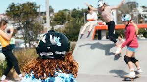 GIRLS SKATE NZ | ft. AMBER CLYDE - YouTube