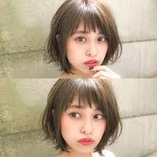 小顔効果満点ショートでつくる美顔の法則とポイントhair