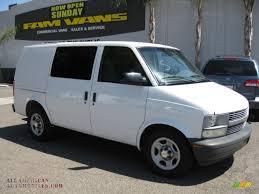 2004 Chevrolet Astro Cargo - Information and photos - MOMENTcar