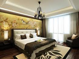 View in gallery Sophisticated and authentic Asian themed bedroom