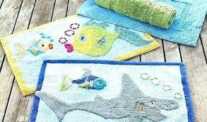 pottery barn bathroom rugs kid bathroom rug bath mats pottery barn kid bathroom rug encourage fish pottery barn bathroom rugs