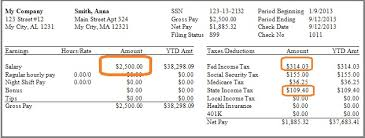 Paycheck Stub Layout Make A Check Stub Template Paycheck Stub Online