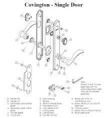 Door Knob Parts Door Knob Parts Photo 7 Door Lock Parts Home Depot