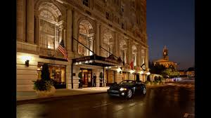 5 Star Hermitage Hotel With Gold Circle Seating For Cma