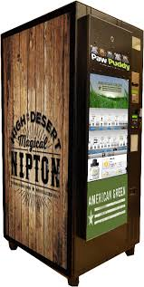 Marijuana Vending Machine Locations Beauteous Marijuana And Cannabis Vending Machine