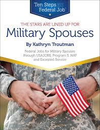 The Stars Are Lined Up For Military Spouses Federal Jobs For