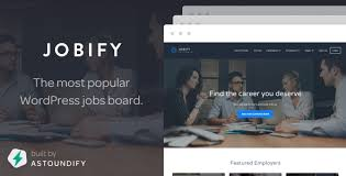 Website Templates Wordpress Best Jobify The Most Popular WordPress Job Board Theme Wordpress