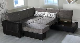 convertible sectional sofa bed awesome linden intended for m6