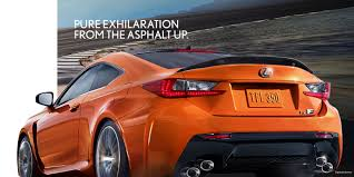 2016 Lexus RC F Sport Coupe - CarsZ: Safety Cars and Vehicles ...