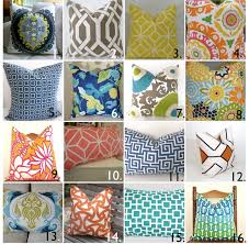 Etsy Outdoor Pillow Roundup House of Jade Interiors Blog