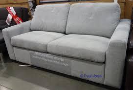 costco synergy fabric sleeper sofa
