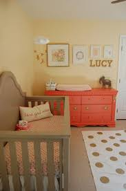 Brown Polka Dot Nursery Ideas