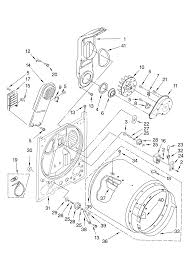 Maytag model med5700tq0 residential dryer genuine parts rh searspartsdirect