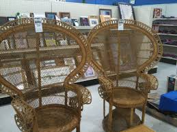 rattan chairs think of the chair below when they think of the