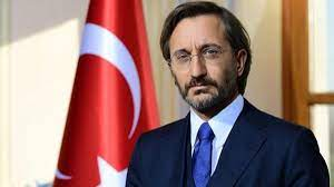 Altun, TRT Yönetim Kurulu Başkanı Albayrak ile TRT Genel Müdürü Sobacı'yı  kutladı