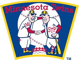 1961-1969 Twins primary logo | Twinstrivia.com