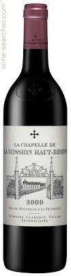 la chapelle de la. 2009 La Chapelle De Mission Haut-Brion, | Prices, Stores, Tasting Notes And Market Data