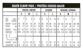 Bauer Vapor X 3 0 Elbow Pad Sr